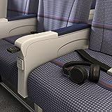 KitSound Bluetooth Wireless Airline Plane Music Transmitter Receiver Adaptor - Black
