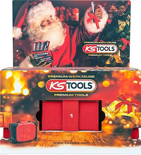 Produktbild bei Amazon - KS Tools 999.5555 Adventskalender