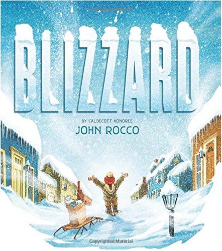 Blizzard por John Rocco