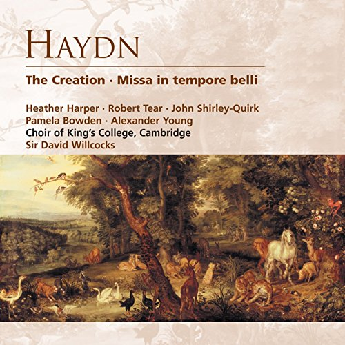 The Creation H XXI:2 (1988 Remastered Version), Part II: In native worth (tenor) (St John Worth)
