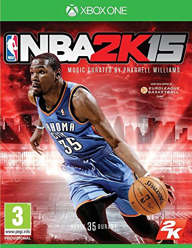 NBA 2K15 [Importación Francesa]