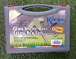 Kampa Glow In The Dark Steel Screw Pe...