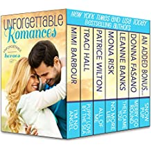 Unforgettable Romances: Unforgettable Heroes (The Unforgettables Book 1) (English Edition)