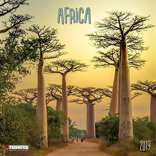 Africa 2019: Kalender 2019 (Mindful Edition)