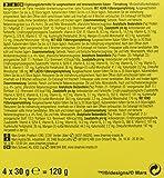 Dreamies Klassiker Katzensnack Selection Box mit Huhn, Käse, Rind und Lachs, 4 Packungen (4 x 4 x 30g) - 3