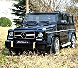 Original Mercedes-Benz G63 AMG Kinder Elektro-Auto mit Bluetooth FB - Vollgummi Bereifung -USB -SD - Radio .........