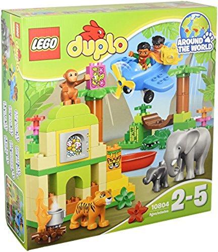dschungel lego LEGO Duplo 10804 - Dschungel