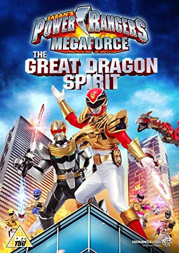 Power Rangers - Megaforce: Volume 2: The Great Dragon Spirit [DVD] [UK Import]