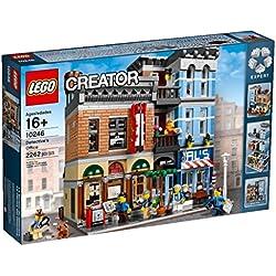 LEGO 10246 - Creator Expert Ufficio Dell'Investigatore