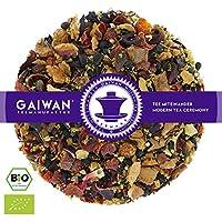 """N° 1263: Tè alla frutta biologique in foglie""""Fiori di Sambuco Vaniglia"""" - 100 g - GAIWAN GERMANY - tè in foglie, tè bio, mela, rosa canina, sambuco, fiore di sambuco, ibisco"""