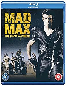 Mad Max 2 - The Road Warrior [Blu-ray] [Import anglais]