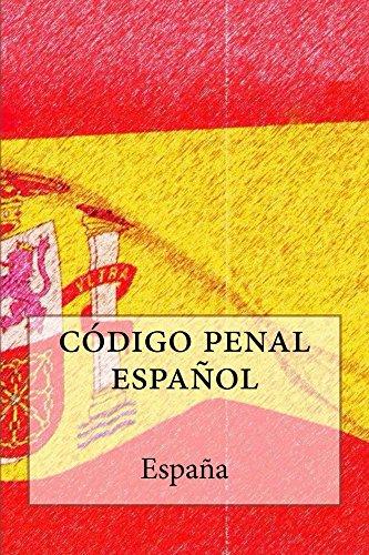 codigo penal espanol