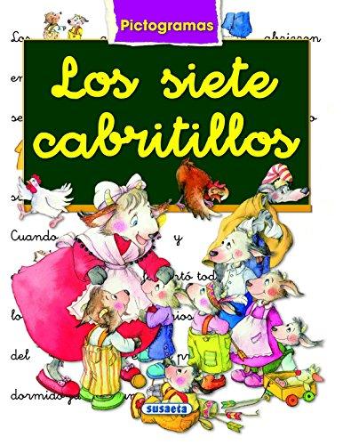 Siete Cabritillos (Pictograma) (Pictogramas) por Equipo Susaeta