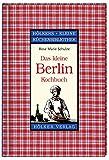Das kleine Berlin-Kochbuch (Hölkers kleine Küchenbibliothek)