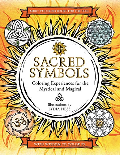 Sacred Symbols (Coloring Books for the Soul)