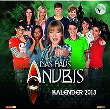 Das Haus Anubis Wandkalender 2013