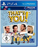 Sony That's You [PlayStation 4 ]