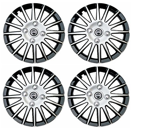 Hotwheelz Sporty Wheel Cover for Maruti Suzuki Swift (14-inches) - 4 Pieces