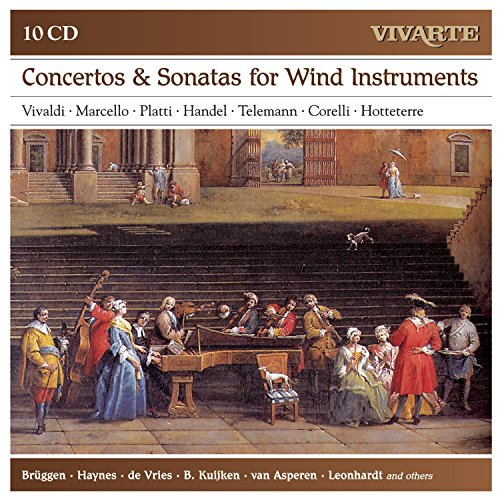 Konzerte & Sonaten Fr Holzblasinstrumente