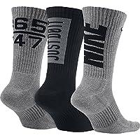 Nike 3PPK DRI-FIT FLY V4 CREW (S,M, Socks Unisex, Red