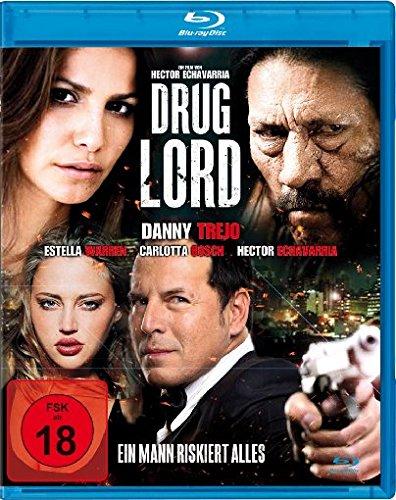 Drug Lord - Ein Mann riskiert alles [Blu-ray]
