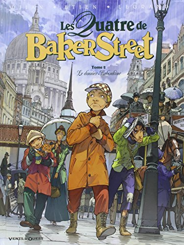 Les Quatre de Baker Street - Tome 02 : L...