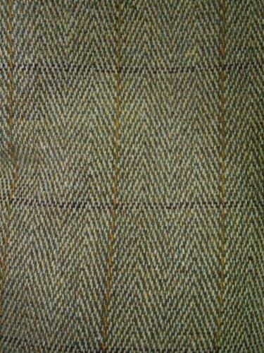 Damen-Schieß-/Jagdjacke, aus Tweed, Farbe: Grünholz Gr. 42, Wet-Sand-Check