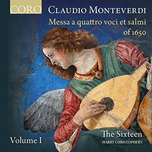 Preisvergleich Produktbild Monteverdi: Messa a Quattro Voci et Salmi of 1650 Vol.1