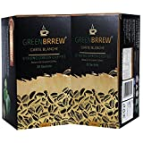#3: Greenbrrew® Strong Green Coffee for Weight Loss 20's Sachets - Pack of 2