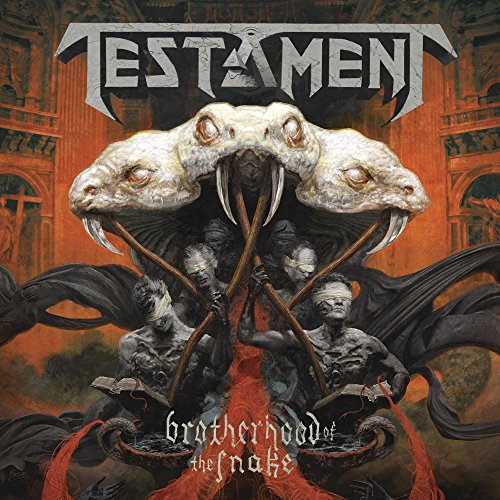Testament: Brotherhood of the Snake (Audio CD)