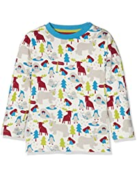 Kite Baby-Jungen Langarmshirt Ice Animals T-Shirt