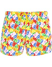 7f8a75ad09 Moschino Swim Jellybaby Swim Short in Multi-Coloured