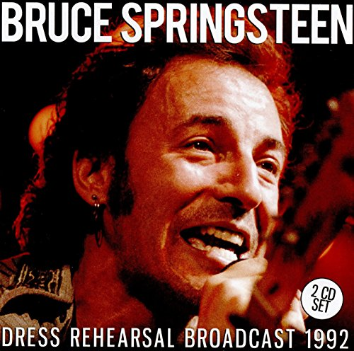 Bruce Springsteen's Dress Rehearsal Broadcast 1992 REMASTERED + Bonus Interviews (2x CD SET )