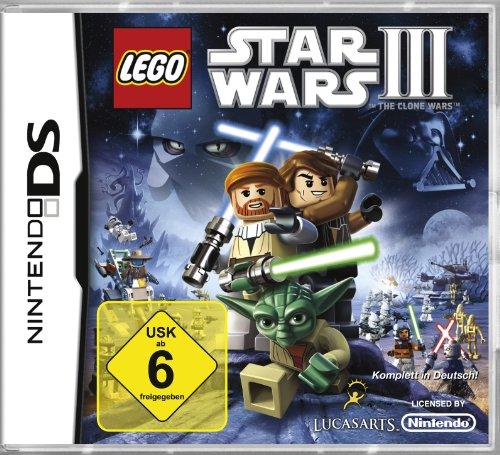 Lego Star Wars 3 - The Clone Wars [Software Pyramide] - [Nintendo DS] (Star Lego Ds Wars Spiel)