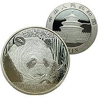 Gaeruite Pièces commémoratives de pièces de pièce de monnaie de Panda chinois de pour la collection