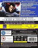 Man of Steel [Blu-ray 3D + Blu-ray] [2013] [Region Free]