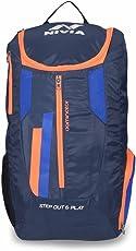 NIVIA 'Dominator Bagpack Junior' Blue?Orange