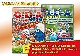 O-Ei-A Profi-Bundle - O-Ei-A 2014 Jubiläumsausgabe und O-Ei-A Spezial (2. Auflage) im Doppelpack