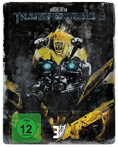 Bild von Transformers 3 - Blu-ray - Steelbook [Limited Edition]