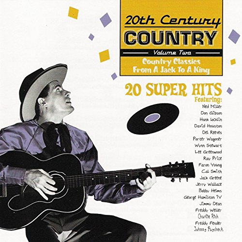20th Century Country: From A J...