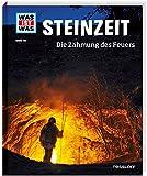 WAS IST WAS Band 138 Steinzeit. Die Zähmung des Feuers (WAS IST WAS Sachbuch, Band 138) - Andrea Schaller