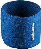 Derbystar Schienbeinschützer-Halter, One Size, blau, 6430000600