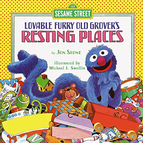Resting Places (Sesame Street): with Lovable, Furry Old Grover (Pictureback(R)) (English Edition)
