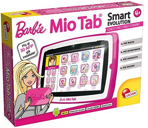 Barbie Mattel Mio Tab versión 2014 []