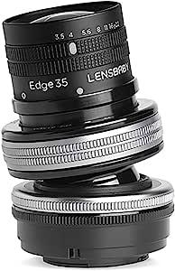 Lensbaby Composer Pro Ii Incl Edge 35 Optic Fuji X Kamera