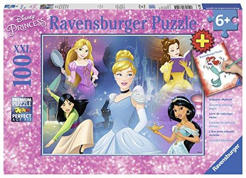 Ravensburger 13699 - Bezaubernde Prinzessinnen Puzzle