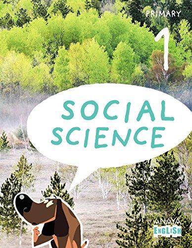 Social Science 1. (Anaya English) - 9788469805633