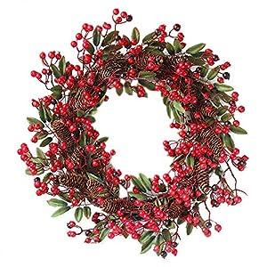 Sayla Navidad Decoración Guirnalda de