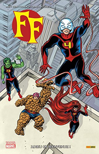 FF MARVEL NOW ! T01 par  (Album - Feb 5, 2014)