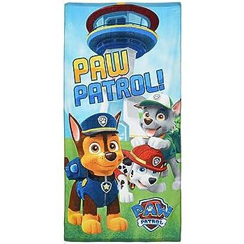 Paw Patrol Strandtuch 70x140 cm Duschtuch Saunatuch Kinder Badetuch Handtuch